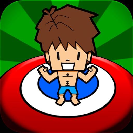 Frisbeat iOS App