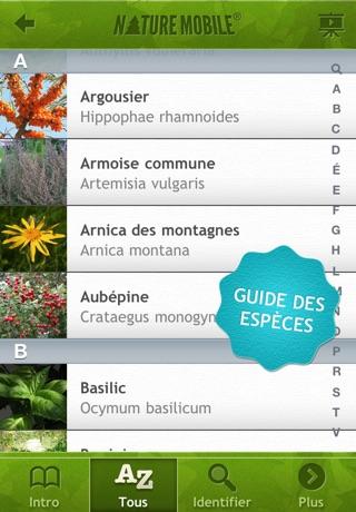 Plantes Médicinales PRO - NATURE MOBILECapture d'écran de 2