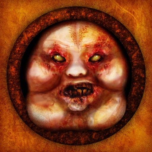Fat Zombie Booth Lite iOS App