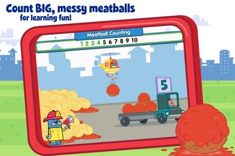 Wubbzy's Fire Engine Adventure screenshot 3