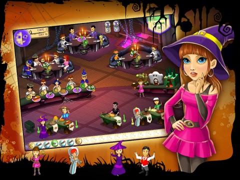 Screenshot #5 pour Amelie's Cafe: Halloween HD