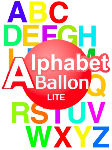 Alphabet Ballon Lite screenshot 1