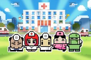 Screenshot von Pixel Hospital1