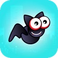 Black Bat - Multiplayer flappy in the Night City