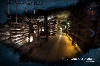 Screenshot of Wieliczka Mine3