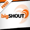 BigShout - The FREE Status Update App icon