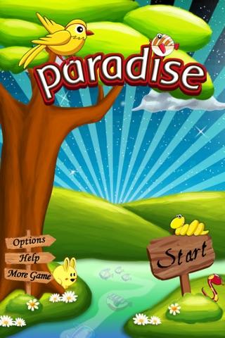 Animal Paradise Puzzle HD screenshot 1