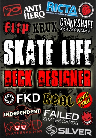 Skate Life: Deck Designer screenshot 1