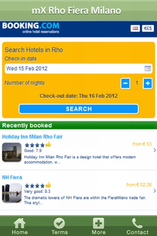 Rho Fiera Milano - Travel Guide screenshot 3
