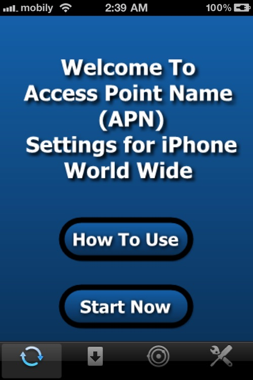 APN World Wide Access Point Name (APN) Settings For iPhone by ahmed hammed