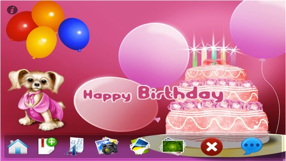 Make Birthday Greeting Cards on the App Store – Make Birthday Greeting