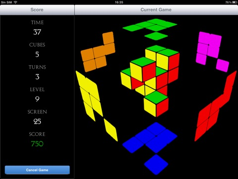 The Roman Cube Lite screenshot 4