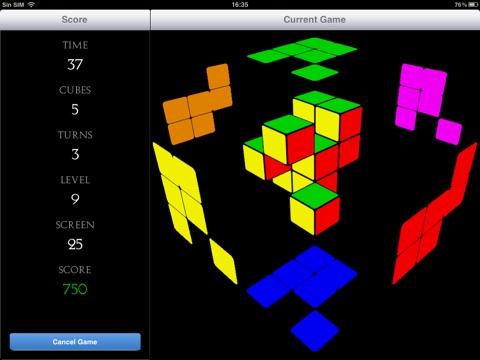 The Roman Cube Lite screenshot 4