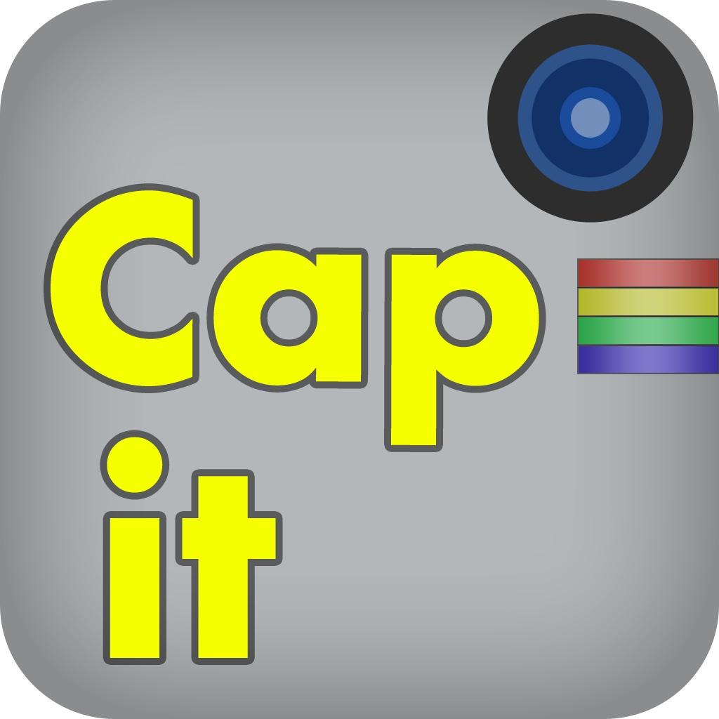 Cap My Photo Free