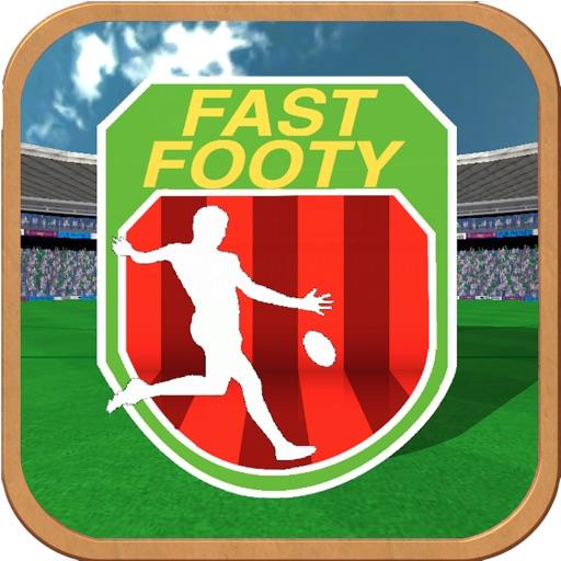 Fast Footy iOS App
