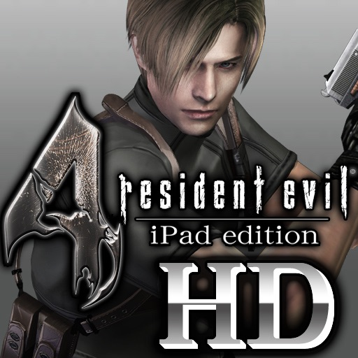 Resident Evil 4 iPad edition iOS App
