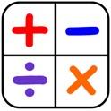 Matematica Cervello icon