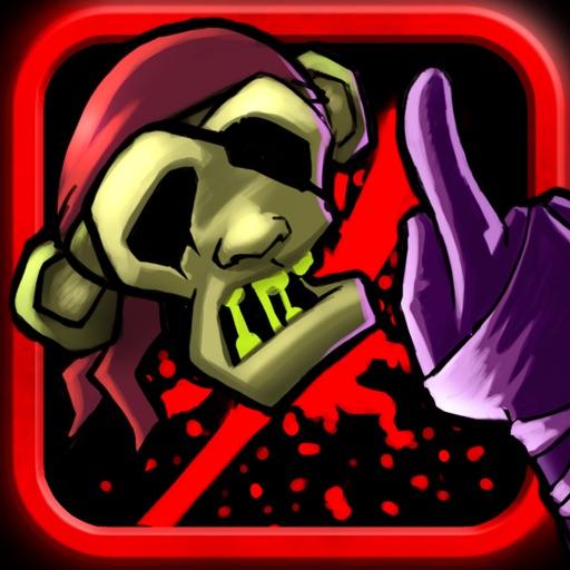 Draw Slasher: Dark Ninja vs Pirate Monkey Zombies (Special Edition)【切切游戏】