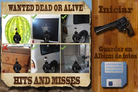 Augmented - Wanted Dead or Alive - First Person Shooter screenshot 4