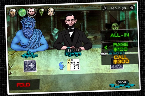 Imagine Poker ~ Texas Hold'em (premium) screenshot 2