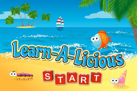 Learn-A-Licious Preschool screenshot 1