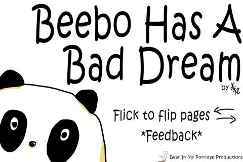 Beebo Has A Bad Dream screenshot 1