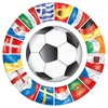 Euro 2012 Football Flag Wallpapers