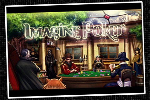 Imagine Poker ~ Texas Hold'em (premium) screenshot 4