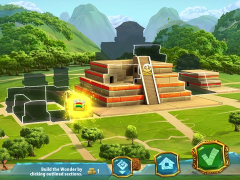 Скачать игру 7 Wonders: Ancient Alien Makeover HD (Full)
