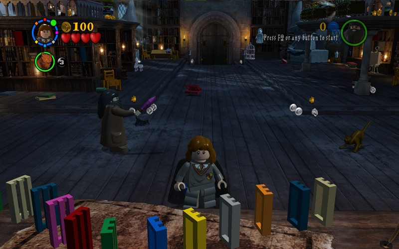 Screenshot #5 for LEGO Harry Potter Years 1-4