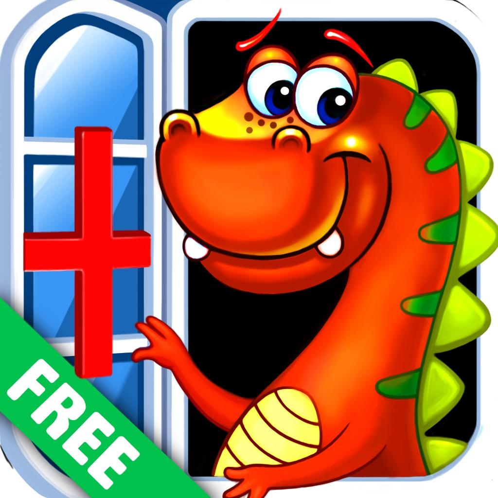 恐竜病院 Free - 子供のための教育の医者のゲーム
