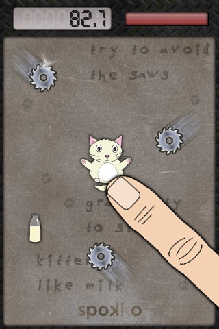 Save Kitty screenshot 1