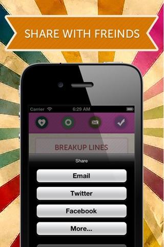 Break Up! screenshot 2