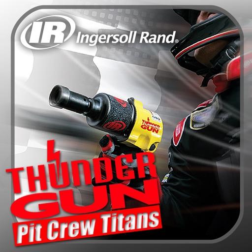Thunder Gun Pit Crew Titans Icon