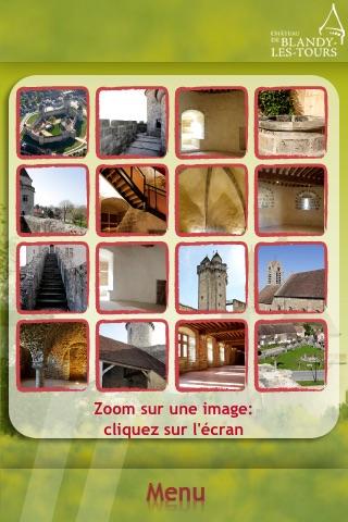 Château de Blandy-les-ToursCapture d'écran de 3