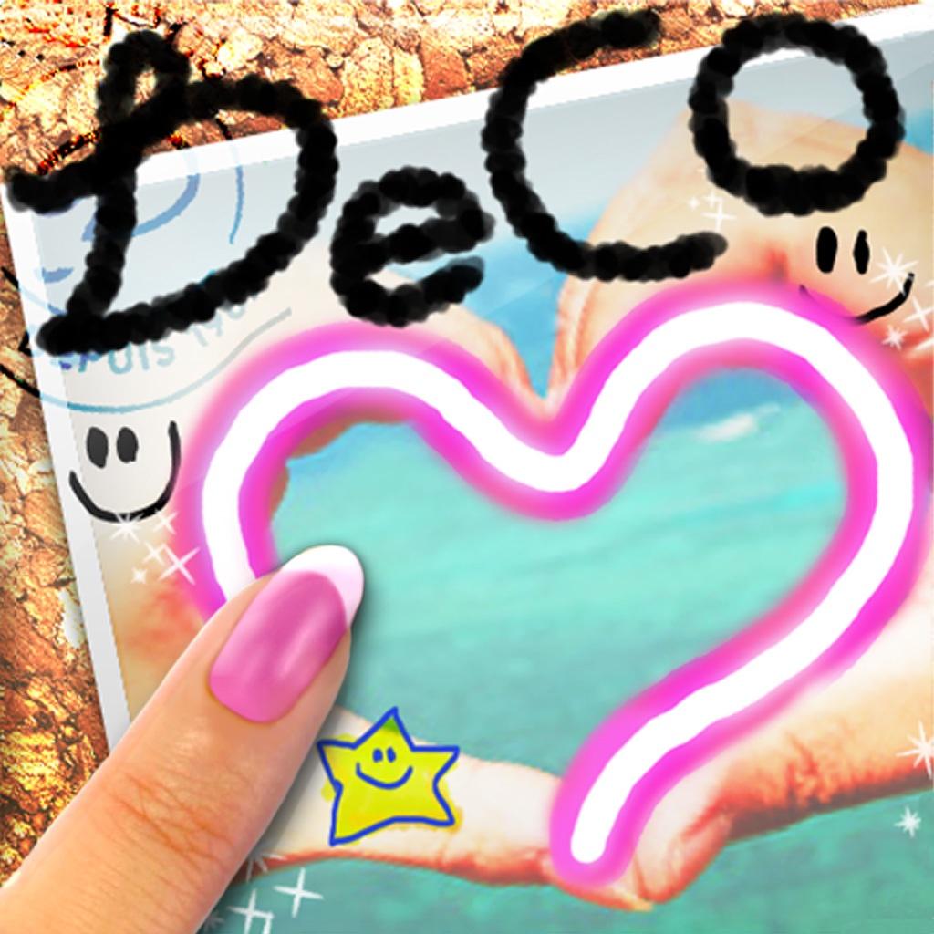 日式贴纸:Decopetit