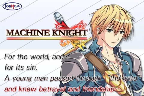 RPG Machine Knight screenshot 1