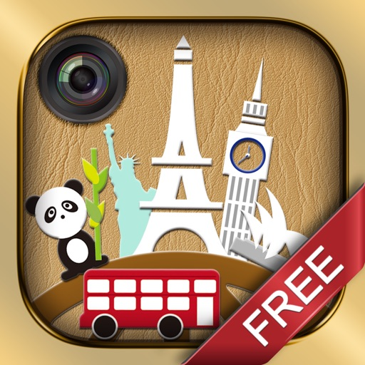 WhatsGoLa Camera 免费版 – 应用街景及Panoramio探索2000+世界景点