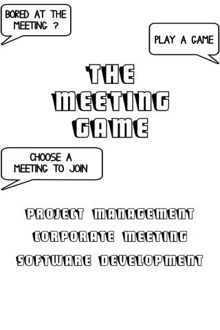 Meeting Game Free screenshot 1