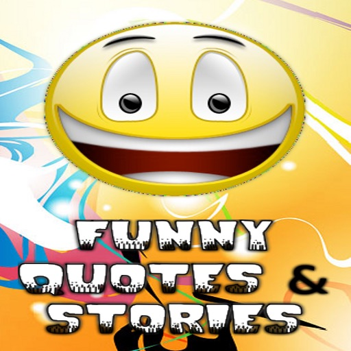 Funny quotes & stories iOS App