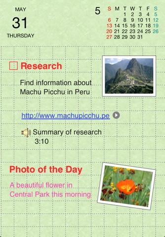 Organizer Lite screenshot 2