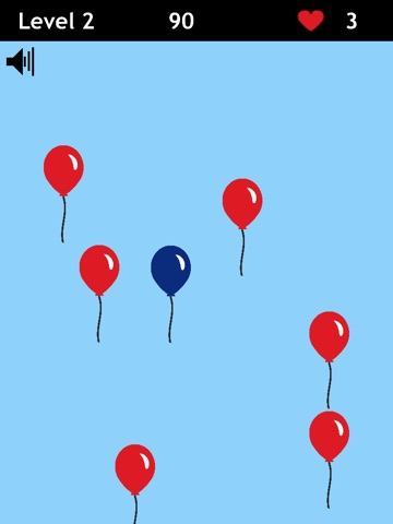 Balloonz Pop Lite HD screenshot 3