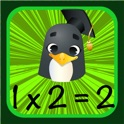 1 x 2 = 2 : Totally Times Tables icon