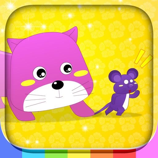 BabyStar : 猫和老鼠