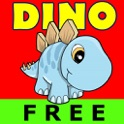 A Dinosaur Kids Math Free Lite - Grade School Addition Subtraction Skills Game icon