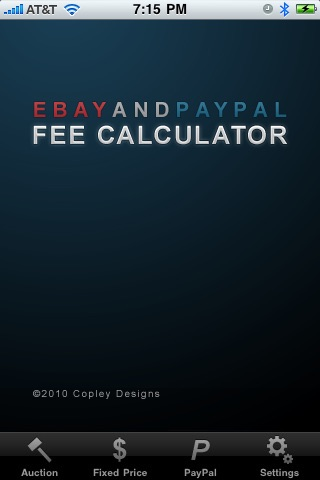 how to pay ebay fees on app