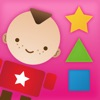 Learn Shapes HD - An interactive game for toddlers