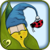 The Caterpillar and the Ladybug - an interactive children's story book HD