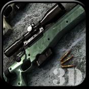 AWP Sniper Rifle 3D - GUNCLUB EDITION icon