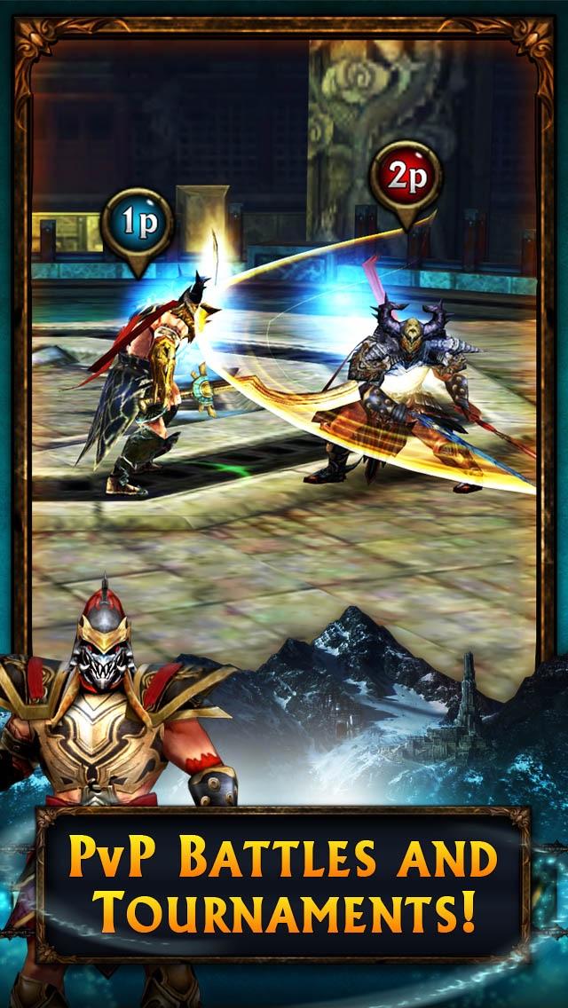 Screenshots of Eternity Warriors 2 for iPhone